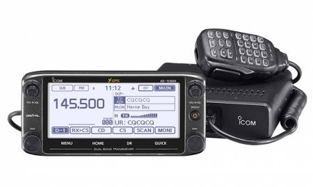 <strong>ID-5100E</strong> VHF/UHF DUAL BAND DIGITAL TRANSCEIVER
