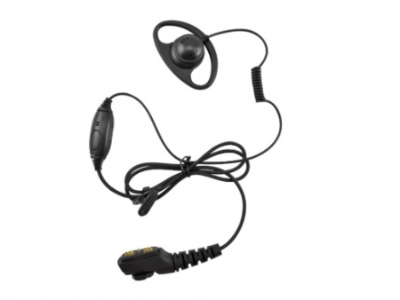 HDS-8 D-Earset for TH9 TETRA Radio