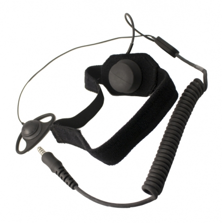 SPM-8X Throat Speaker Microphone Ex