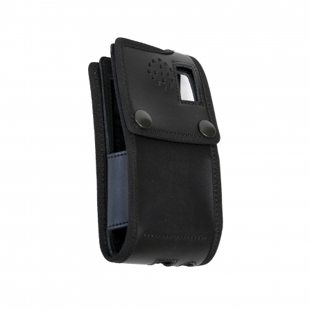 LCC-21 Leather Carrying Case with 60mm Belt Dock