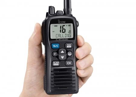 Радиостанция: IC-M73EURO