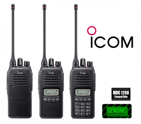 <strong>IC-F1000,IC-F2000</strong> VHF And UHF Transceivers