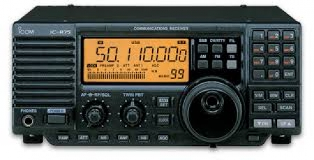 IC-R75 Receiver