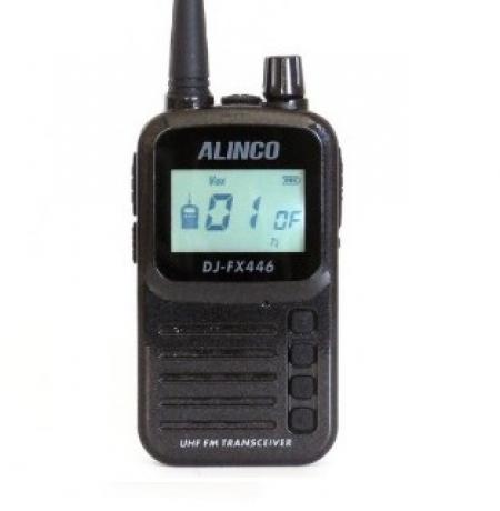 DJ-FX446  Transceiver