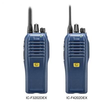 IC-F3202DEX/F4202DEX