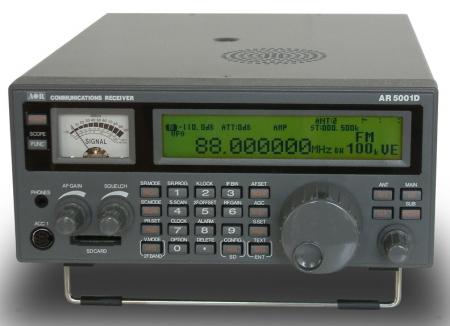 AR5001D Transceiver