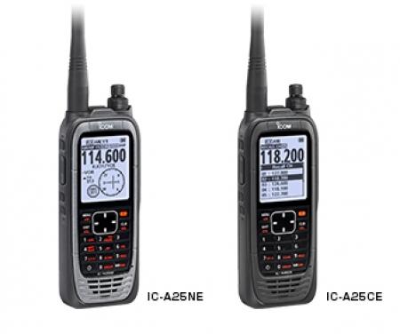 IC-A25NE,IC-A25CE