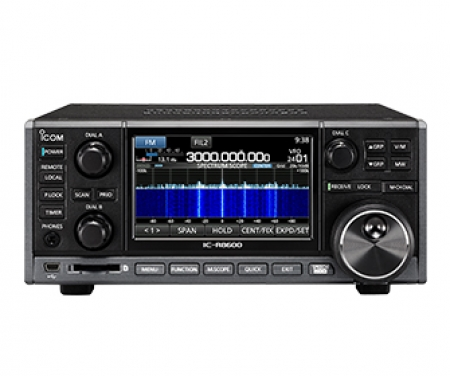 IC-R8600 Receiver